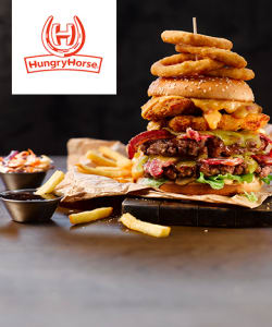 Hungry Horse - £10 off