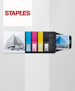 Staples - €25