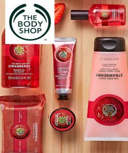 The Body Shop - 5€ Rabatt