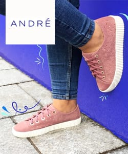 André - up to 50% off