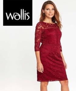 Wallis - 15% off