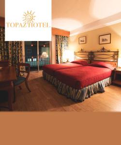 Topaz Hotel - 5% off