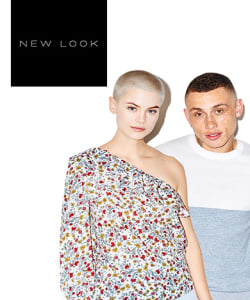 New Look - €10 off