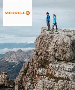 Merrell - 15% Rabatt