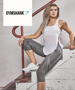 Gymshark - Exclusive