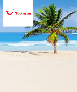 Thomson (TUI) - £100 off