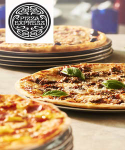 PizzaExpress - 2 for £10