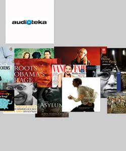 Audioteka - Sleva 100 Kč