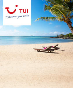 TUI Holidays - €100 off
