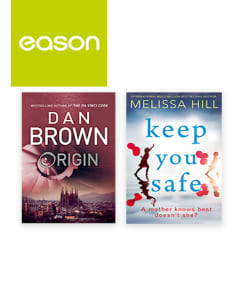 Easons.com - 12% off