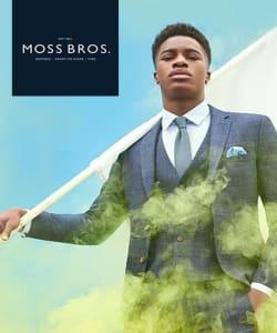 Moss Bros - 15% off