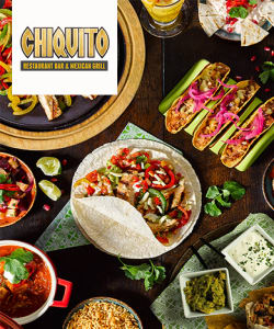 Chiquito - 33% off