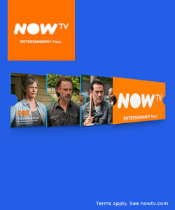 NOW TV - Free GiftCard
