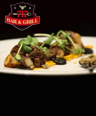 717 Bar & Grill - Super Offer