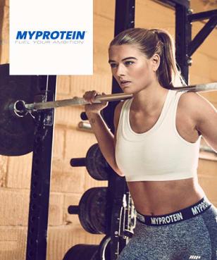 MyProtein - 60% off