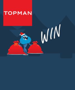 WIN a €25 voucher from Topman!