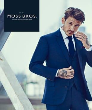 Moss Bros - 20% off