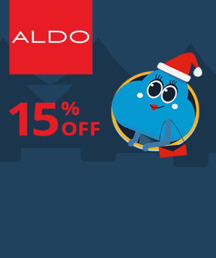 ALDO SHOES - 15% off