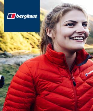 Berghaus - 15% off