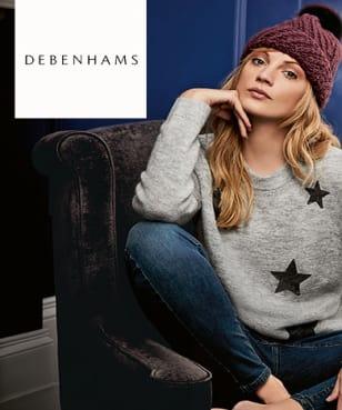 Debenhams - 10% off