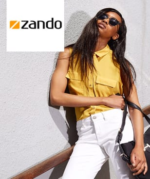 R200 Off Orders with Newsletter Sign-ups at Zando