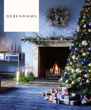 Debenhams.ie - christmas