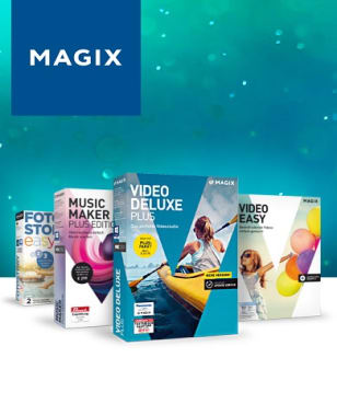 MAGIX Software - 25% Rabatt