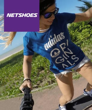 Netshoes - R$100 OFF