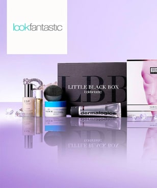 Lookfantastic - free shipping
