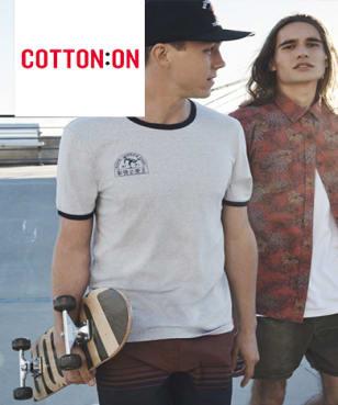 Cotton On - 10% off