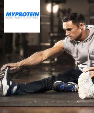 Myprotein.cz - Sleva 45%