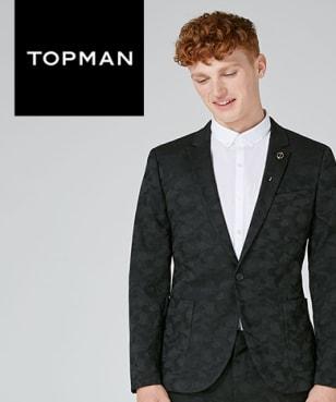TOPMAN - 15% Rabatt
