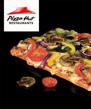 Pizza Hut Restaurants - Pizza