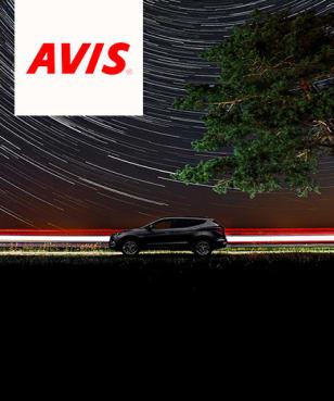 Avis Rent a Car - 20% off