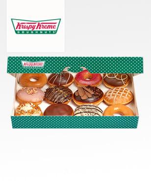 Krispy Kreme - Hot Pick