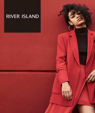 River Island - 15% off