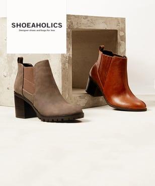 Shoeaholics - 20% off