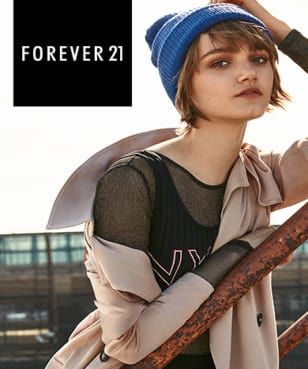 Forever 21 - €15 off