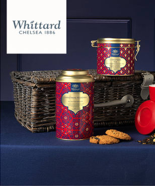 Whittard of Chelsea - Free Delivery