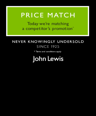 John Lewis slashes prices to match House of Fraser Sale ...