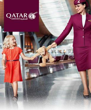 Qatar Airways - Super Offer
