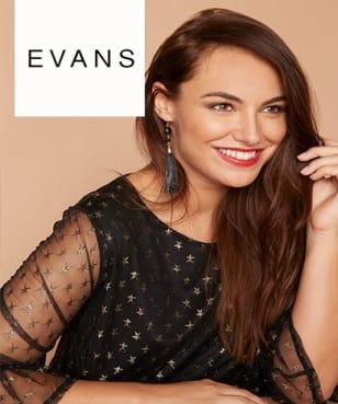 Evans - Black Friday ORANGE