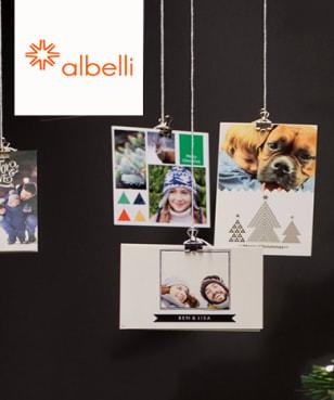 Exclusief: 40% Korting op Fotokaarten bij Albelli