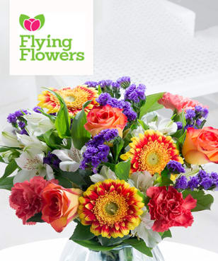 Flying Flowers - 13% off