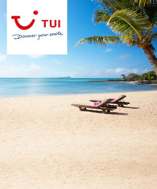 TUI - Up to 10% off
