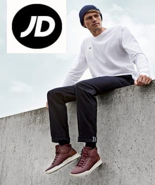 JD Sports - 50% off