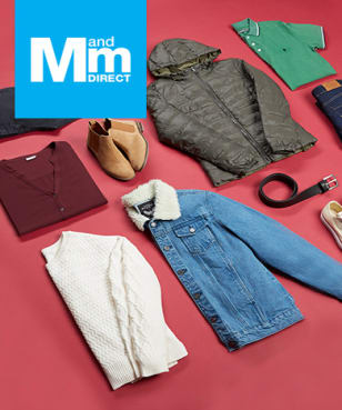 M and M Direct IE - Black Friday
