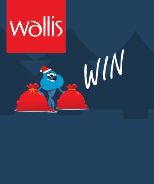 WIN a €25 voucher from Wallis!