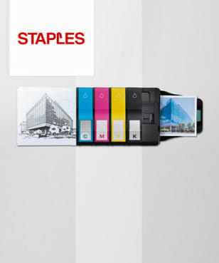 Staples - £10 off