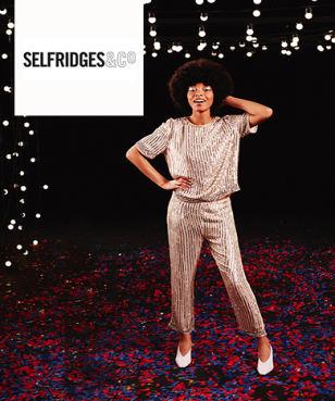 Selfridges & Co - Black Friday ORANGE